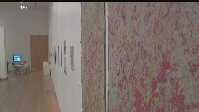 Art exhibits help veterans heal