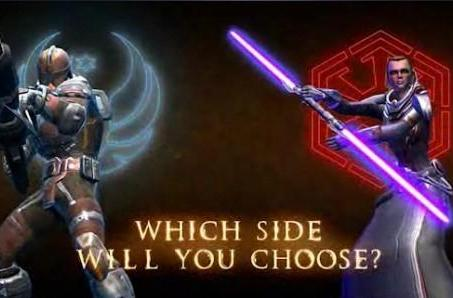 SWTOR pits the Trooper against the Inquisitor