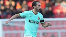 Godin joins Cagliari after one season with Inter