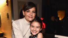 Katie Holmes Talks About Becoming a Mom to Daughter Suri in Her 20s: 'We Kind of Grew Up Together'