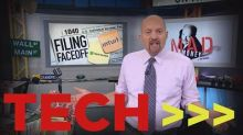 Cramer Remix: The battle between these stocks proves why ...