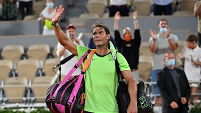 Rafael Nadal pulls out of Wimbledon and Tokyo Olympics in shock announcement