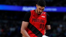 Portland FBI agents installed a panic button for Enes Kanter, who faces death threats for criticism of Turkey
