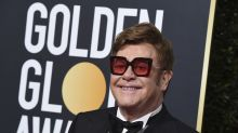 Elton John hits out at Vatican 'hypocrisy' for refusing to bless gay marriages