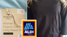 Aldi purchase turns out to be hilarious shopping fail