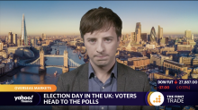 Election Day in the UK: Voters head to the polls