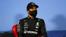 Reluctance of All F1 Drivers to Taking a Knee May be Due to Lack of Understanding of Racism, Says Lewis Hamilton