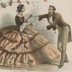Video: The fashionable history of social distancing
