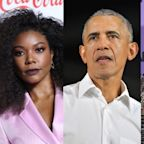Barack Obama, Gabrielle Union, & Taylor Swift Speak Out Against the Police Killing of George Floyd