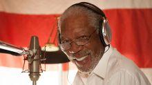 Morgan Freeman será homenajeado en un festival francés a pesar de las acusaciones de agresión sexual