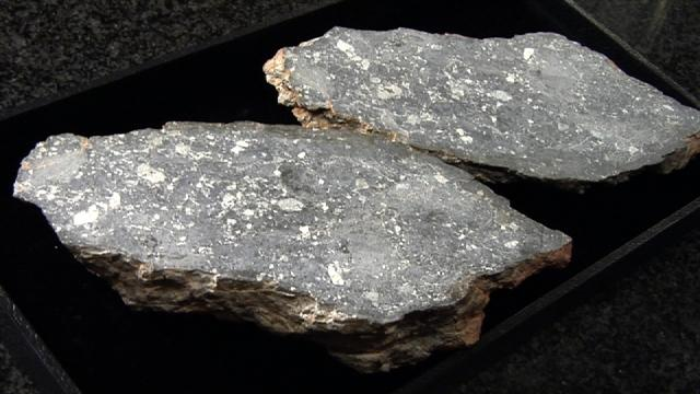 World's largest meteorite auction comes to NYC
