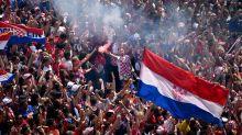 VIDEO | Croacia recibió a su selección por todo lo alto