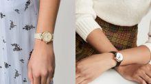 $5,000以下網購優雅中價品牌手錶|柔美玫瑰金、粉色系、經典時尚款推介!