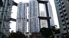 Two sent to hospital after fire breaks out in unit at Pinnacle@Duxton