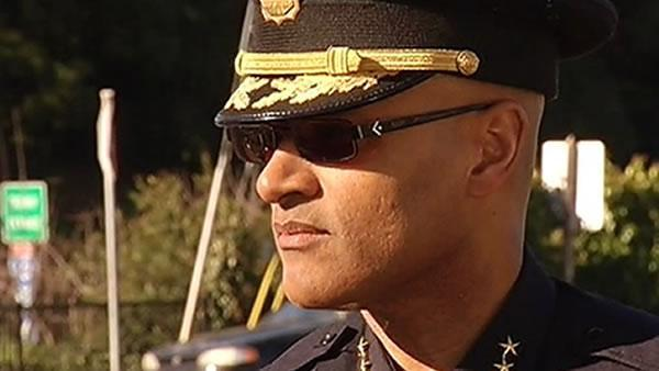 Oakland Police Chief Jordan stepping down