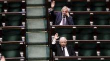 Polens Parlament stimmt für Präsidentenwahl per Brief