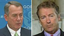 Sen. Paul addresses criticism from House GOP on ObamaCare