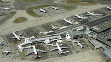 Heathrow flights diverted after RAF 'demands use of airspace'