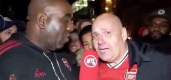 Football rocked by death of Arsenal Fan TV fave