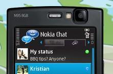 Nokia jumps on location-based mobile social networking bandwagon with Nokia Chat