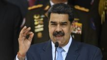 Venezuelan president says US spy captured near refineries