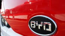 Buffett-backed BYD warns on 2019 profit as Chinese market contracts