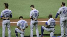 Blue Jays outfielder Anthony Alford explains why he took a knee: 'I have to be a voice'