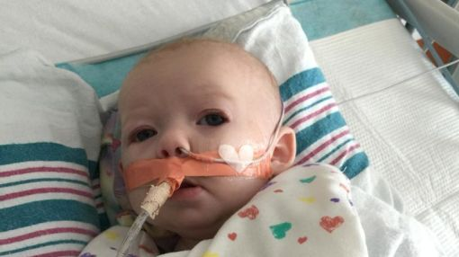 Dad of Sick Baby Warns of Devastating Consequences of Not Washing Hands