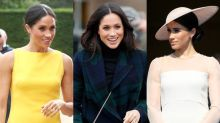 27 of Meghan Markle's best fashion looks, from the royal wedding to motherhood