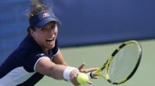 Konta ousts Zvonareva while Djokovic's fitness level continues to improve