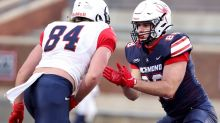 Cornell grad quickly fit in with Spiders, who closed 'fall ball' with Friday scrimmage