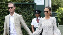 Pippa Middleton y su combinación estrella en Wimbledon