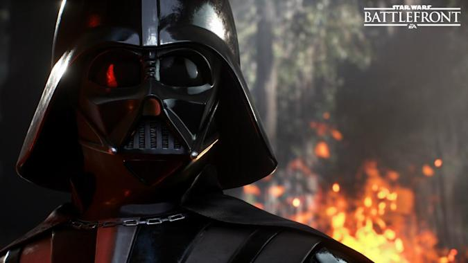 The first look at 'Star Wars Battlefront,' a familiar multiplayer feast