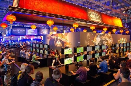 Blizzard opens dedicated gamescom page