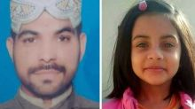 Pakistani man who raped and murdered seven-year-old Zainab executed in front of her father
