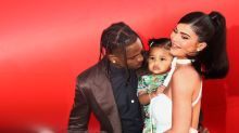 Kylie Jenner and Travis Scott's one-year-old daughter, Stormi, makes her red carpet debut
