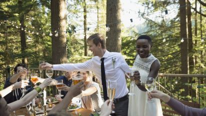 The death of the free bar: should guests pay for alcohol at a wedding?