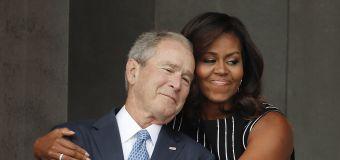 Obama reveals secret about Bush friendship