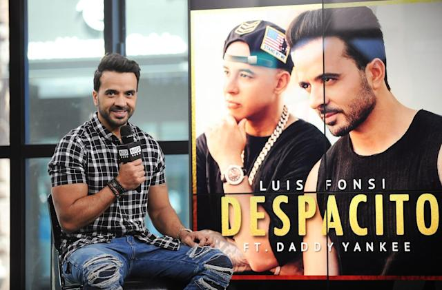 'Despacito' is the third to hold YouTube's most-popular spot this year