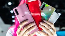 Samsung Profit Beats on Strength of Smartphones and Displays