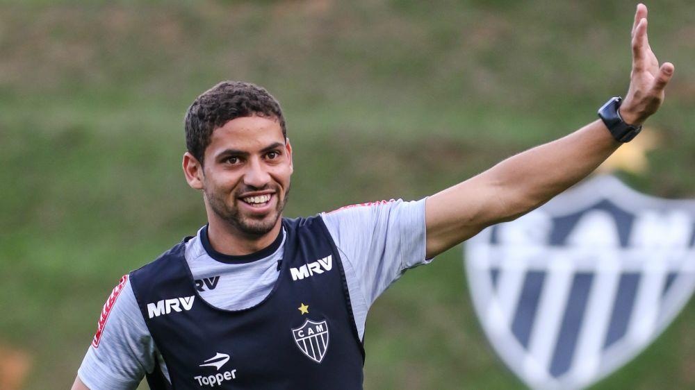 Zagueiro do Atlético-MG responsabiliza assessoria por gafe antes de final da Copa do Brasil