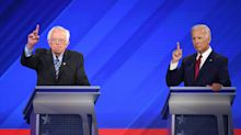 Democratic candidates try to stand out by being 'the only one'