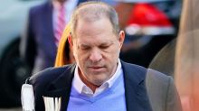 Harvey Weinstein's Outfit Did the Talking for Him When He Silently Turned Himself In