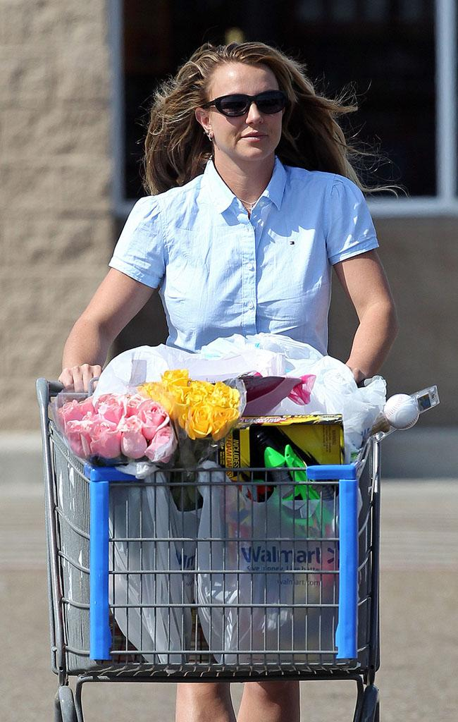The Crazy Spending Habits Of Britney Spears Detailed