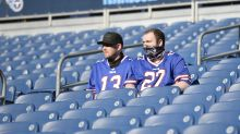 Bills without pair of starters against depleted Titans
