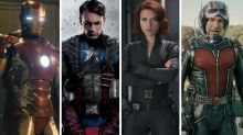 Iron Man, Captain America, Black Widow & Ant-Man confirmed for Avengers 4
