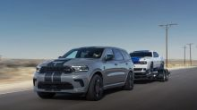 2021 Dodge Durango SRT Hellcat is here to be the king of all SUVs