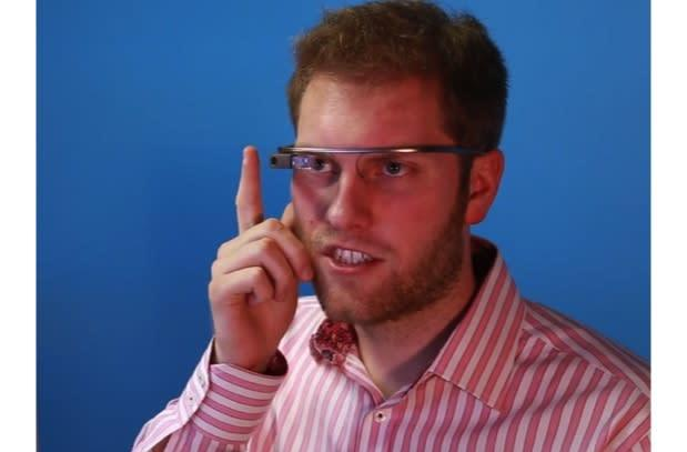 Fullscreen BEAM app sends Google Glass videos directly to YouTube
