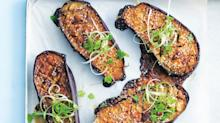 Miso-Roasted Eggplant from 'The New Easy'