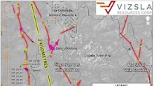 Vizsla drills 1,544 g/t silver eq. over 8.2 metres in new discovery at Panuco project, Mexico
